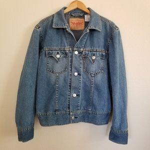 Levi's Iconic Jean Denim Jacket L